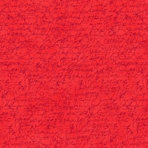 Tissu Stof Fabrics – 4515 277 rouge lemillepatch