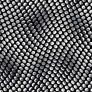 Tissu Stof Fabrics – 4515 281 noir lemillepatch