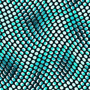 Tissu Stof Fabrics – 4515 282 bleu lemillepatch