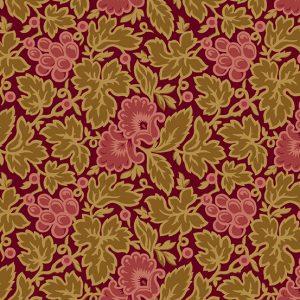 Tissu Andover – 9126 R rose lemillepatch