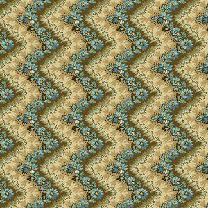 Tissu Andover – 9128 B bleu lemillepatch