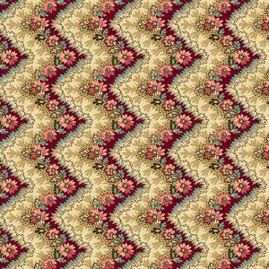 Tissu Andover – 9128 R rose lemillepatch