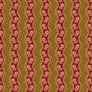 Tissu Andover – 9133 R rose lemillepatch