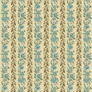 Tissu Andover – 9134 B bleu lemillepatch