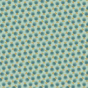 Tissu Andover – 9135 B bleu lemillepatch