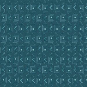 Tissu Andover – 9136 B bleu lemillepatch