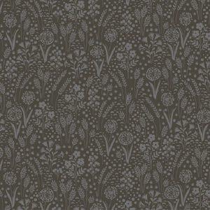 Tissu Makower Fabrics 2162 S9 gris lemillepatch