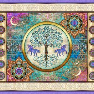 Tissu QT Fabrics 27375 L violet lemillepatch
