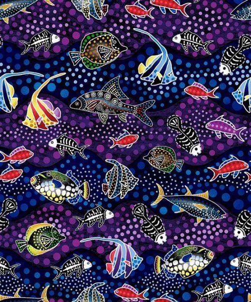 Tissu Oasis Fabrics 60 22801