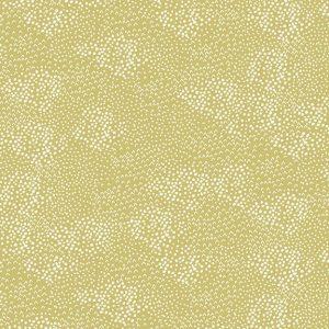 Tissu Makower 2165 G écru lemillepatch