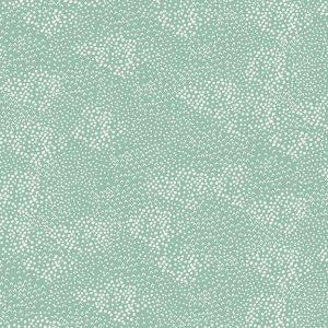 Tissu Makower 2165 T bleu lemillepatch