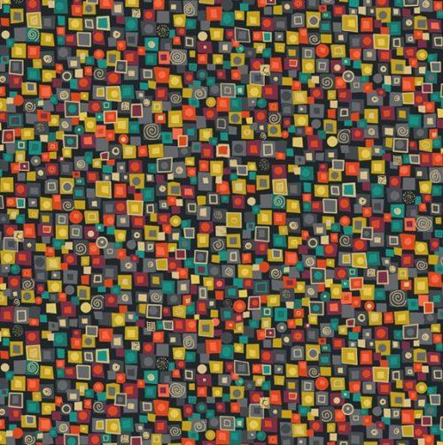 Tissu Makower –  2179 X
