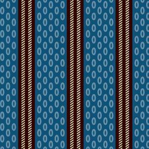 Tissu Andover A 9333 RB bleu lemillepatch