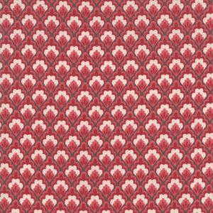 Tissu Moda 13851 11 bordeaux lemillepatch