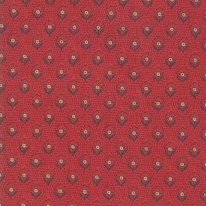 Tissu Moda 13856 11 bordeaux lemillepatch