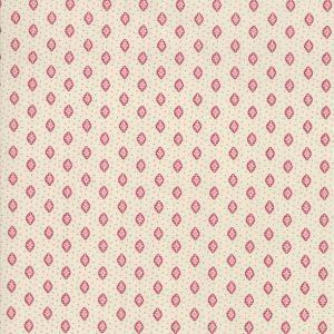 Tissu Moda 13857 12 rose lemillepatch
