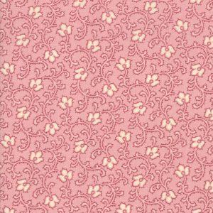 Tissu Moda 13858 16 rose lemillepatch
