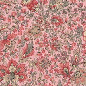 Tissu Moda 13860 14 rose lemillepatch