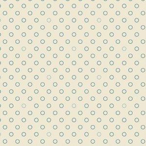 Tissu Andover 8515 BL blanc lemillepatch