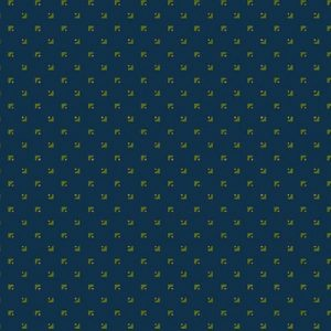 Tissu Andover 9013 B bleu lemillepatch
