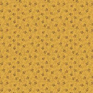 Tissu Andover 9016 N jaune lemillepatch