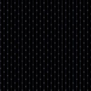 Tissu Andover 9017 K noir lemillepatch