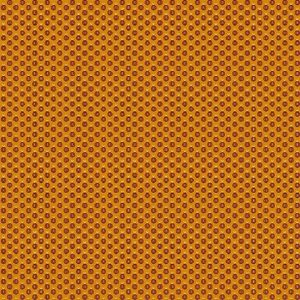 Tissu Andover 9019 O orange lemillepatch