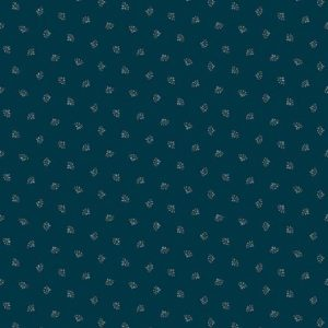 Tissu Andover 9021 B bleu lemillepatch
