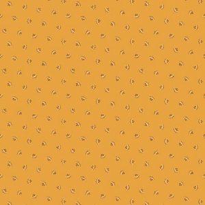 Tissu Andover 9021 Y jaune lemillepatch