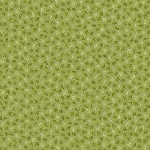 Tissu Andover 9022 G vert lemillepatch