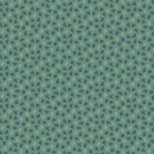 Tissu Andover 9022 T bleu lemillepatch