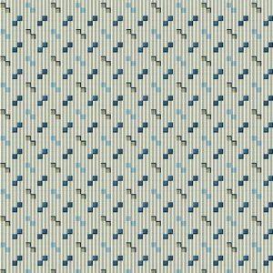 Tissu Andover 9180 B blanc lemillepatch