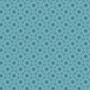 Tissu Andover 9181 BT bleu lemillepatch