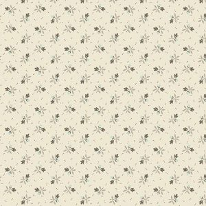 Tissu Andover 9182 BN blanc lemillepatch