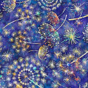 Tissu QT Fabrics 27410 V violet lemillepatch