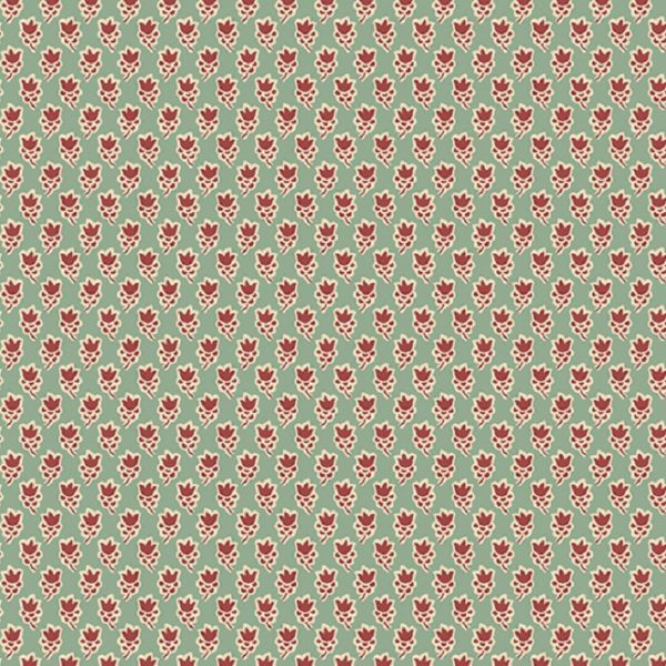 Tissu Andover A 9528 TR rose lemillepatch