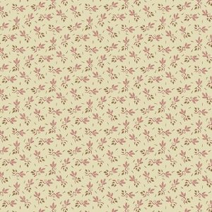 Tissu Andover A 9529 LR rose lemillepatch