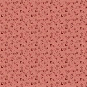 Tissu Andover A 9529 R rose lemillepatch
