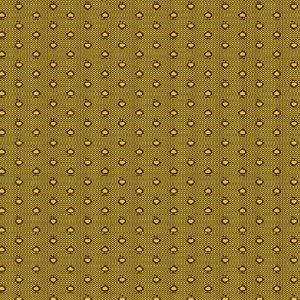 Tissu Andover A 9531 Y marron lemillepatch