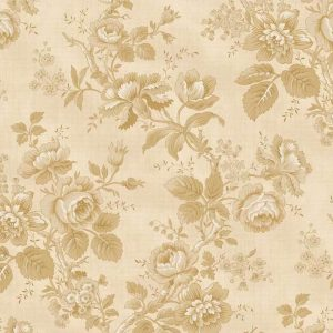 Tissu Washington Street Studio 4052 E beige lemillepatch