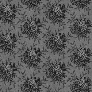 Tissu Washington Street Studio 4053 K gris lemillepatch