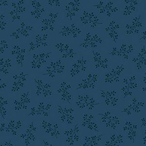 Tissu Andover A 8511 B5 bleu lemillepatch