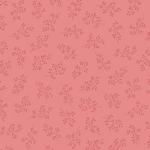 Tissu Andover A 8511 E3 rose lemillepatch