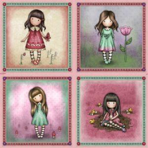 Tissu QT Fabrics 27794 P rose lemillepatch