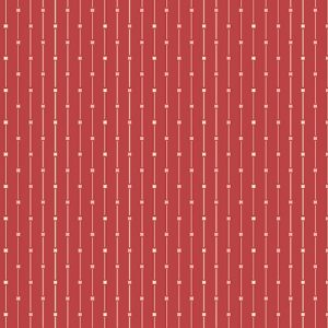 Tissu Andover A 9591 R rouge lemillepatch