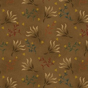Tissu Henry Glass 0894 33 marron lemillepatch