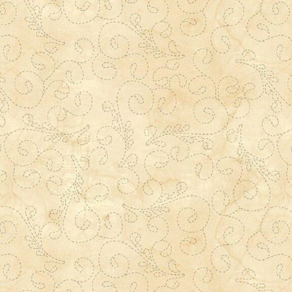 Tissu Blank Quilting 1201 41 beige lemillepatch