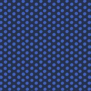 Tissu Free Spirit 070 bleu lemillepatch
