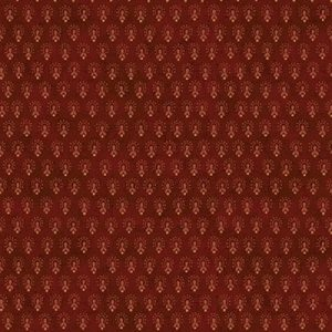 Tissu Henry Glass 1905 88 rouge lemillepatch