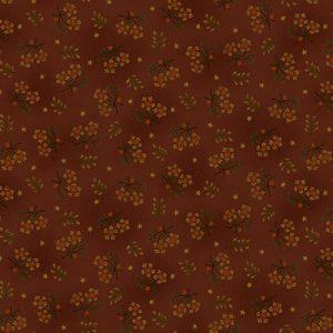 Tissu Henry Glass 1910 88 bordeaux lemillepatch